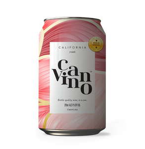Canvino Rose 375ml  4-pack