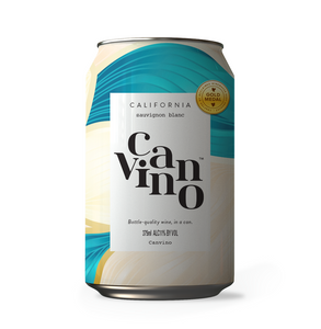 CanVino Sauvignon Blanc 375ml  4-pack
