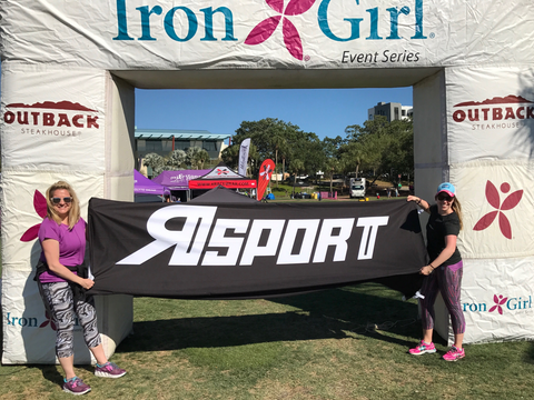 Rsport at Iron Girl