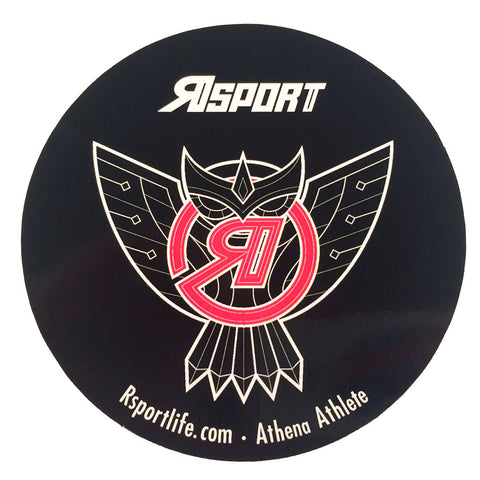 Rsport Athena Sticker - Rsport