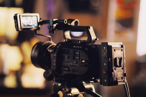 Video Camera Accessories from D&O Lighting 5 tips for the full time filmmaker