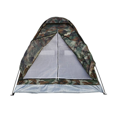 SA Outdoor Camouflage Camping Tent