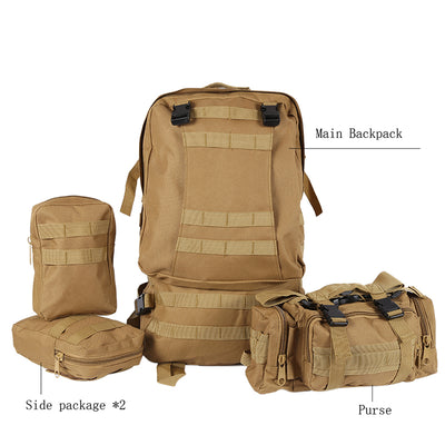 SA 50L Molle Nylon Tactical Backpack