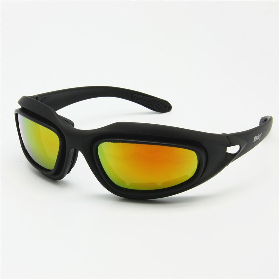SA Mens C5 Polarized Military Sunglasses