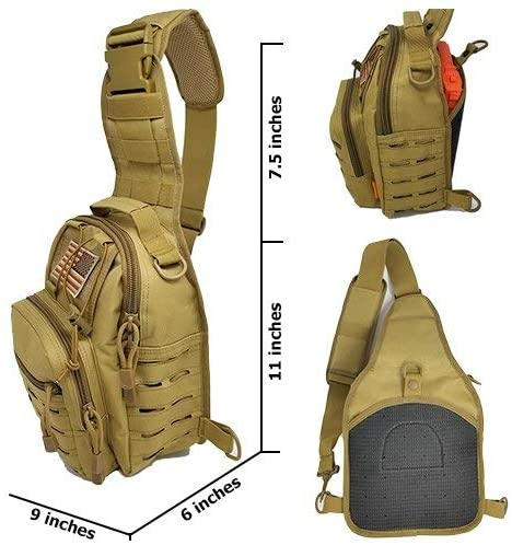 SA Emergency Tactical Survival Backpack Kit