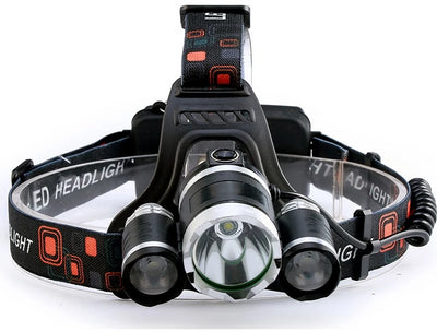 SA T6 R5 13000LM LED 4 Mode Waterproof Headlamp