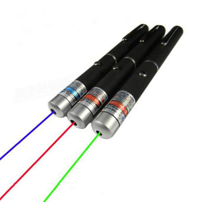SA 5mW High Power Red/Blue Violet /Green Laser Pen