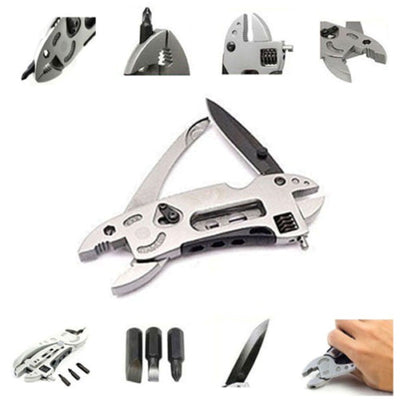 SA Survival Safety Gear Multi Tool Knife