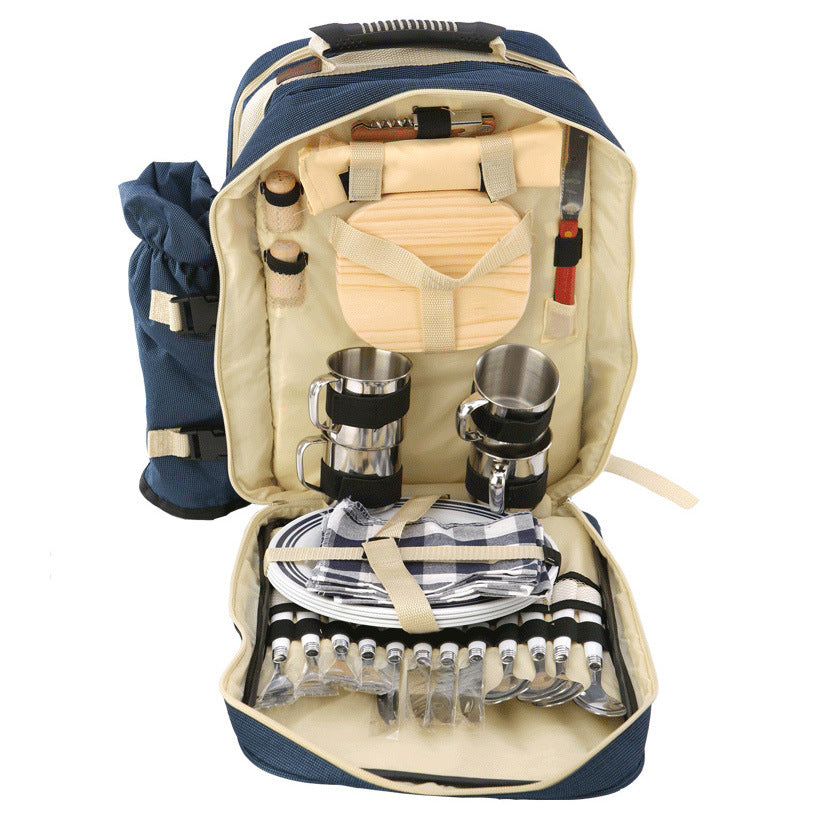 Portable Insulated Cooler Outdoor Bag