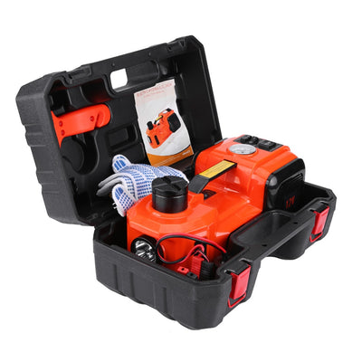 SA Electric Hydraulic Car Jack Outdoor Emergency Equipment