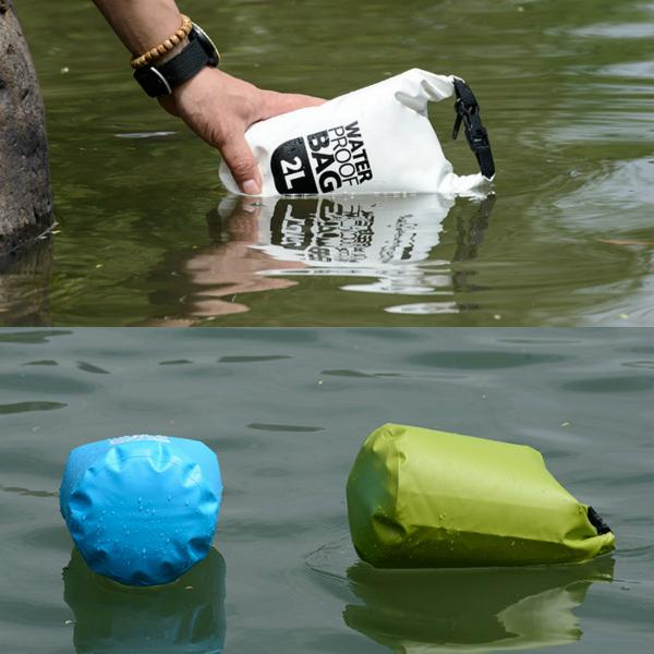 Ultralight Waterproof Nylon Storage Bag - 2L/5L/15L/25L
