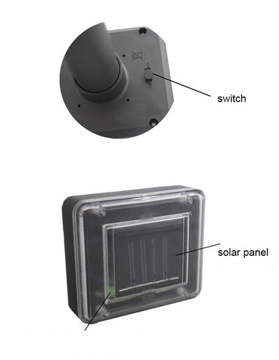 SA Smart Solar Powered Pest Repeller