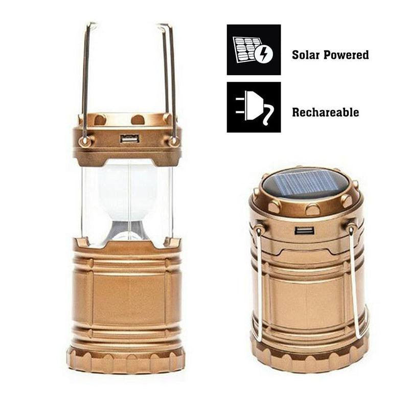 SA - PORTASUN 30 - ULTRA-COMPACT COLLAPSIBLE LED LANTERN