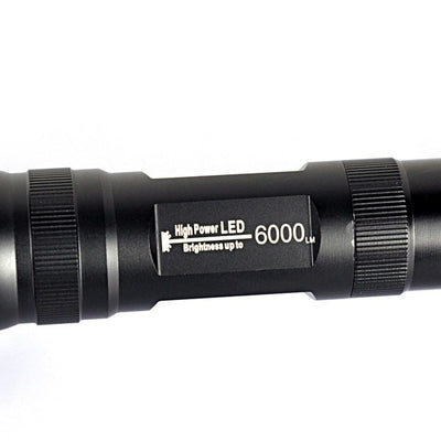 "SA ""Beast""LED Tactical Flashlight Torch *6000 Lumens*"