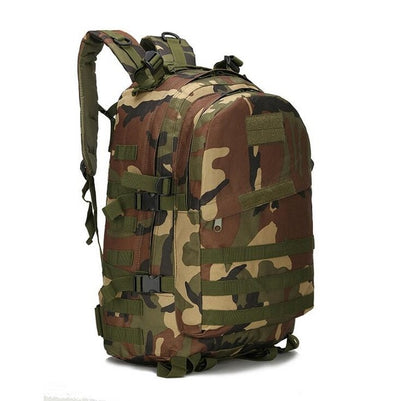 SA 55L 3D Outdoor Sport Military Tactical Mountaineering Backpack