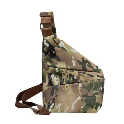 SA Multi Pocket Messenger Bag