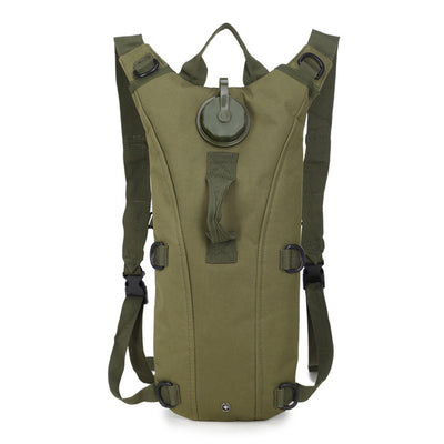 SA Outdoor Military Tactical Hydration Backpack with 3L Water Bag (Leakproof, BPA-Free)