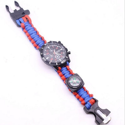 SA Multifunction 3 in 1 Emergency Survival Paracord Bracelet