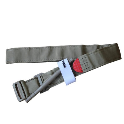 SA Outdoor Portable First Aid Quick Slow Release Buckle Medical Military Tactical Emergency Tourniquet Strap