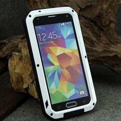 Water Resistant Metal Case For  Samsung Phones