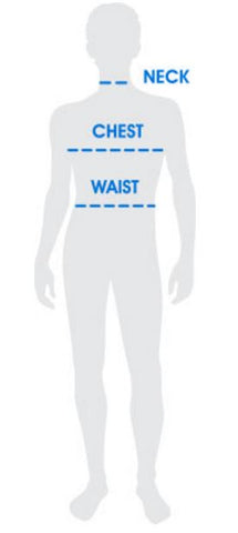 Men's Sizing Guide – Valerie Travers