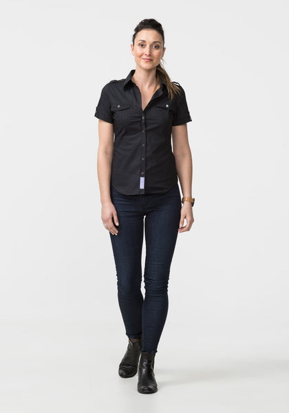 Ladies Short Sleeve Protocol Shirt