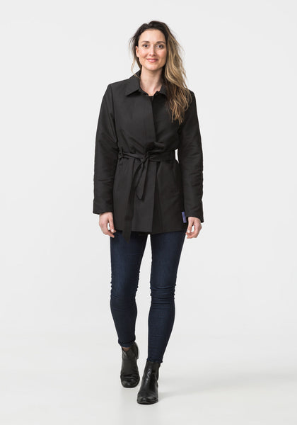 Ladies Studio Trench Jacket
