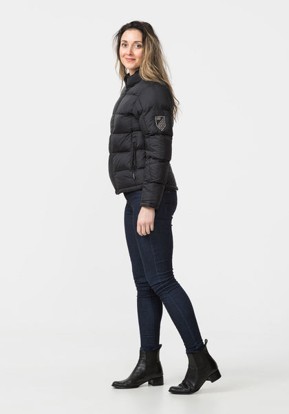 Ladies Glacier Puffa Jacket