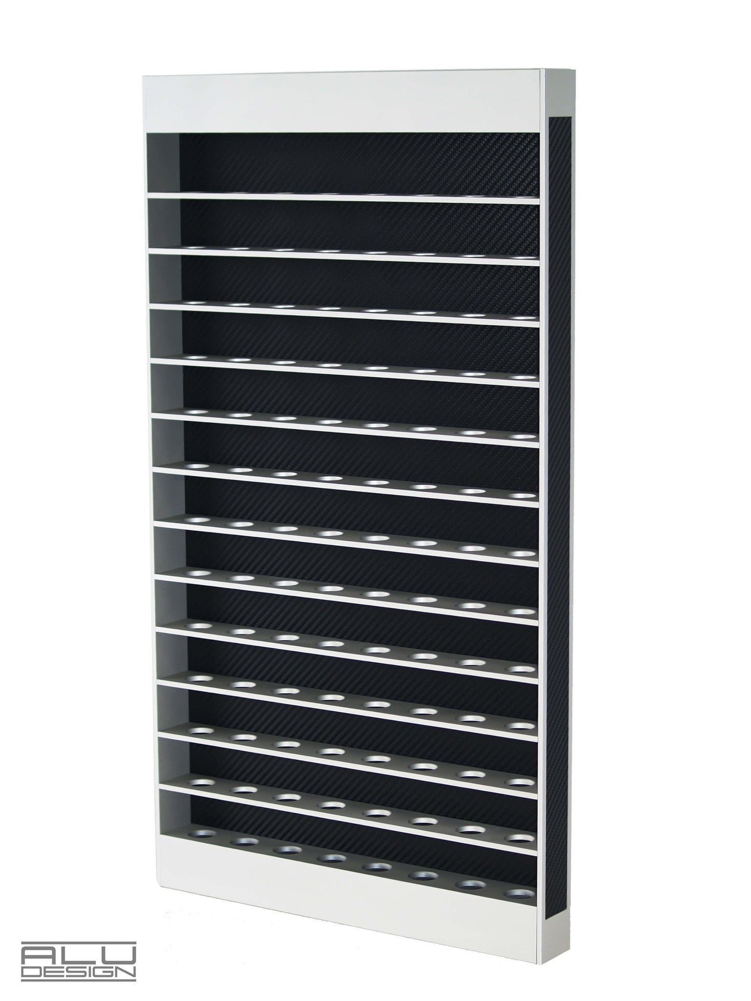 Charmant ... Golf Ball Display Rack (64 Balls)   Cabinet Holder Rack Aluminum   12  ...
