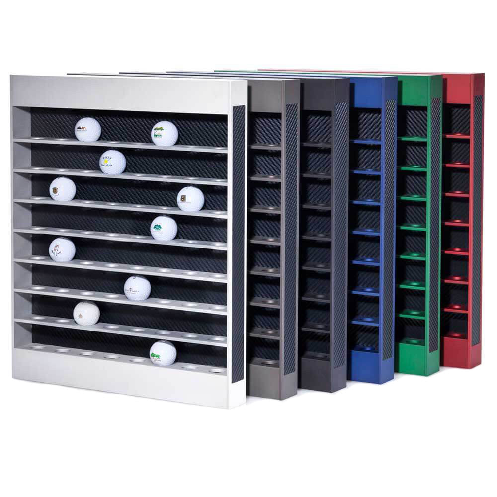 ... Golf Ball Display Rack (64 Balls)   Cabinet Holder Rack Aluminum   1 ...