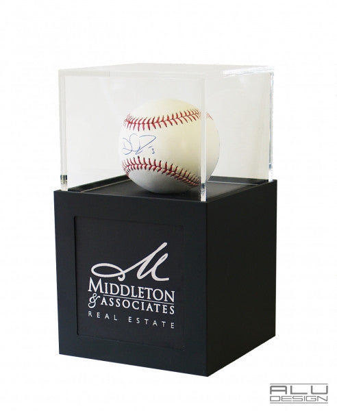 Baseball Display Case Alu Design