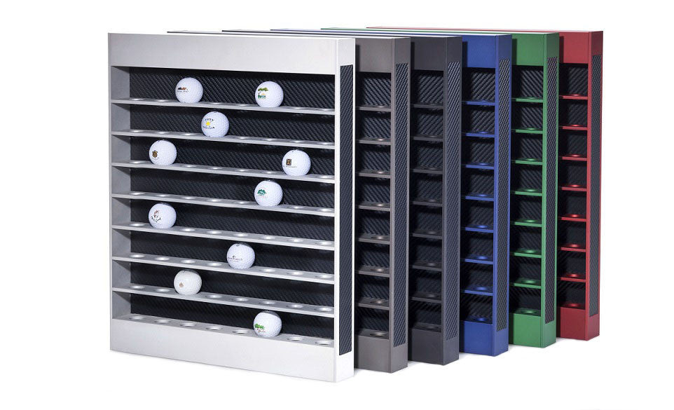 golf ball display frame aluminum