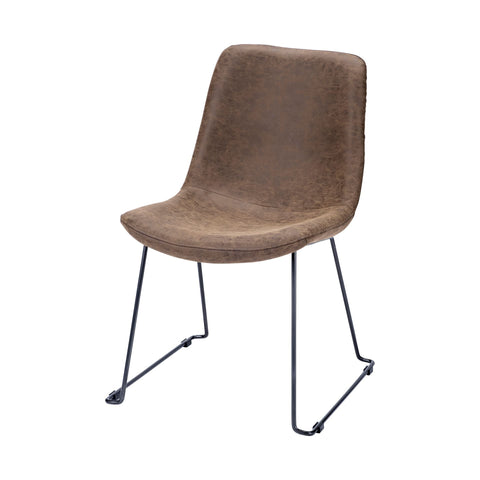Flonnie Dining Chair - Brown