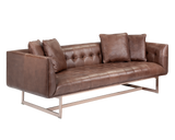 CYRILLE SOFA SADDLE - Intrustic home decor