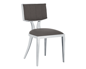 JARRAN DINING CHAIR GREY SET OF 2