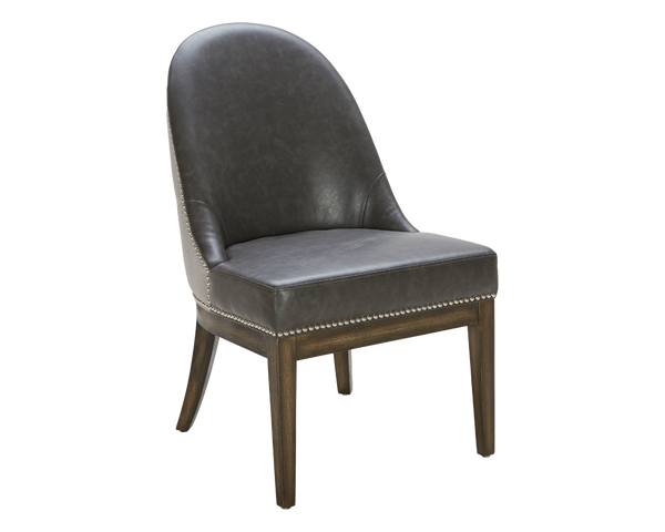 GLENN DINING CHAIR GREY