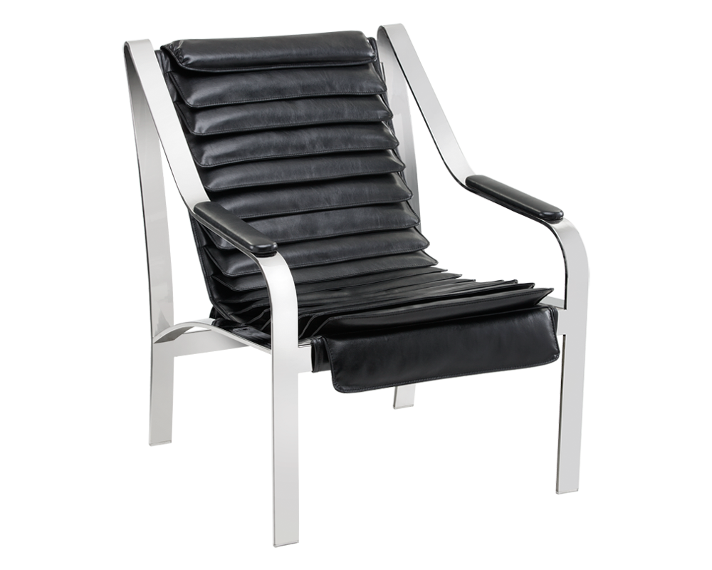 JUSTYN CHAIR BLACK
