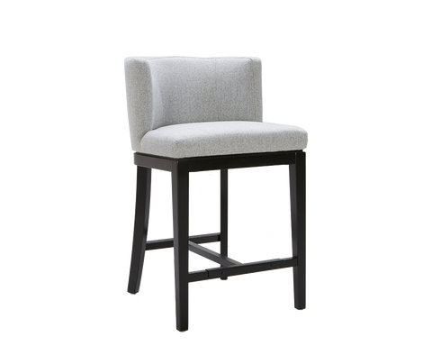 Chandler Barstool (Set of 2) - Marble - Rustic Edge