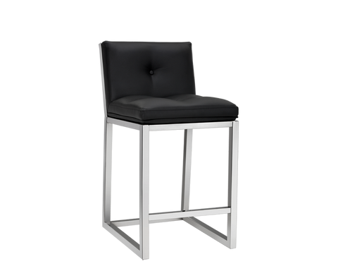 JACOBA COUNTER STOOL BLACK