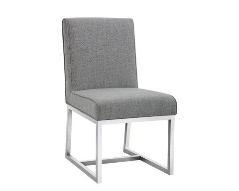 KALLAN DINING CHAIR MARBLE