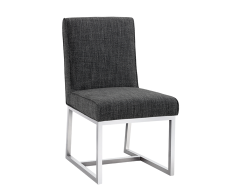 KALLAN DINING CHAIR QUARRY