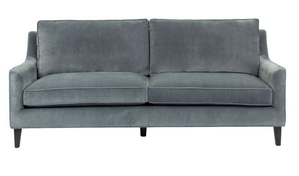 "Delinue 83"" Sofa - Grey"