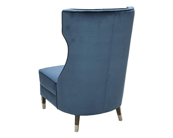 DARDANUS CHAIR INK BLUE