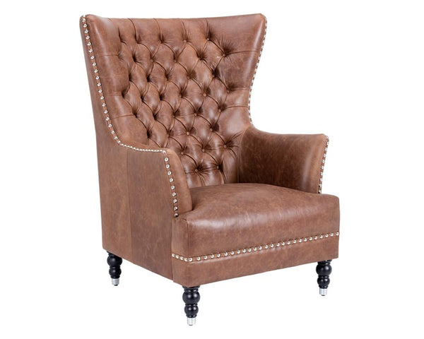 ELSBETH ARMCHAIR SEPIA BROWN