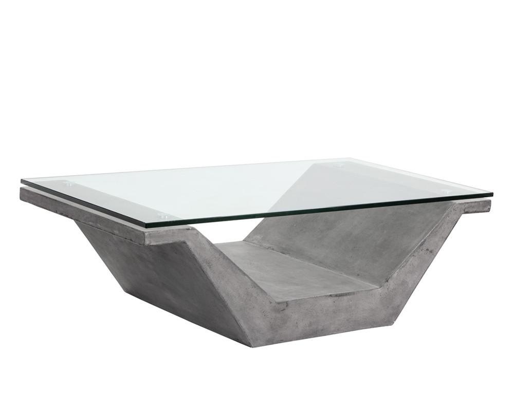 HUGUES COFFEE TABLE - Intrustic home decor