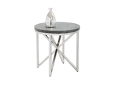COLBY END TABLE - Intrustic home decor