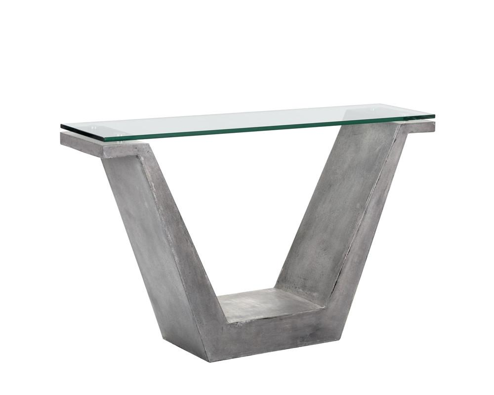 HUGUES CONSOLE TABLE - Intrustic home decor