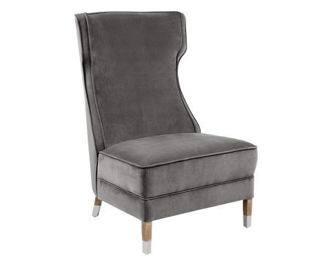 DARDANUS CHAIR GREY