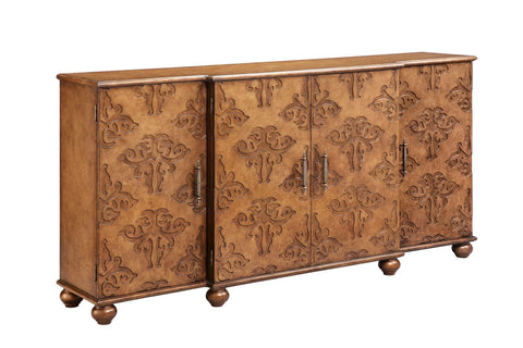 Corvallis 4 Door Sideboard - 13193- Stein World