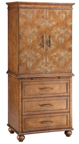 Corvallis 2 Door 3 Drawer Tall Cabinet - 13195 - Stein World